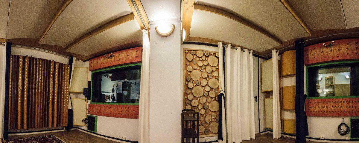 Galerie Aufnahmeraum 2